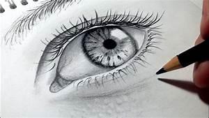 Dessin Facile Yeux : comment dessiner des yeux facilement tutoriel youtube ~ Melissatoandfro.com Idées de Décoration