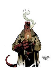 Hellboy Comic Characters