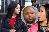 Nicki Minaj and her mother visits pedo brother in jail ...