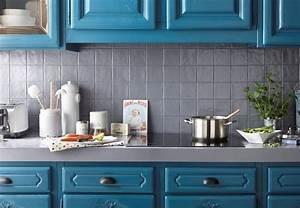 Adhesif Credence Cuisine : 7 solutions pour relooker la cr dence cuisine bnbstaging le blog ~ Melissatoandfro.com Idées de Décoration