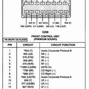 Ford Expedition Radio Wiring Diagram