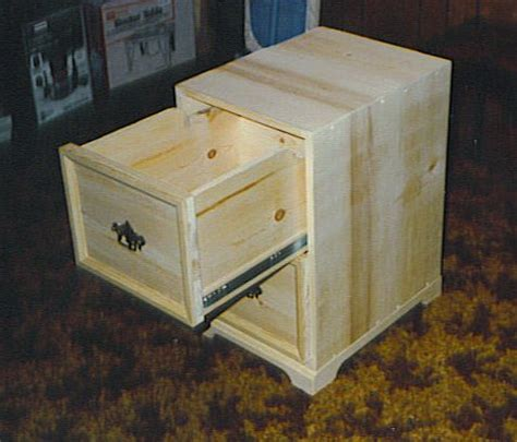 how to build cabinet drawers wooden 2 drawer wood file cabinet plans pdf plans