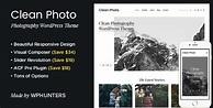 Clean Photo v1.7.5 – Photography Portfolio WordPress Theme - vestathemes - Download Free Premium ...