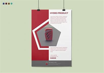 Poster Advertisement Template Illustrator Examples Posters Templates