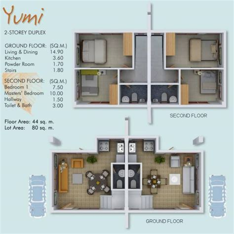 bungalow floor plan ajoya house and lot for sale cordova cebu fareasthabitat com