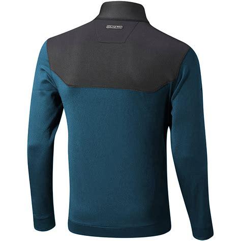 mizuno golf mens thermosuede 1 4 zip sweater warm layer