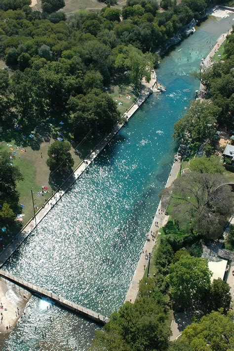 28 New Things Barton Springs And Hamilton Pool Ohdizzle