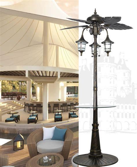 modern luxury outdoor floor fan waterproof