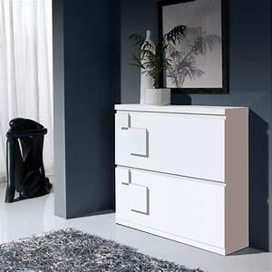 Meuble Deco Design : meubles chaussures design ~ Teatrodelosmanantiales.com Idées de Décoration