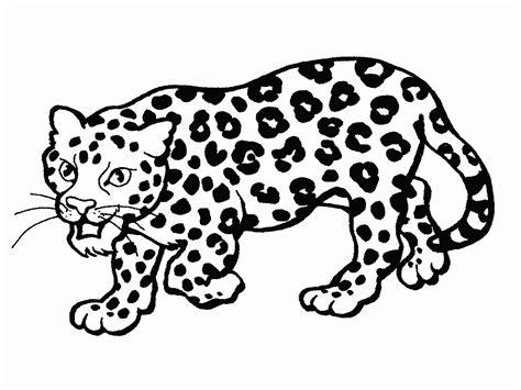 Coloring Jaguar by Jaguar Coloring Pages Printable Coloring Pages