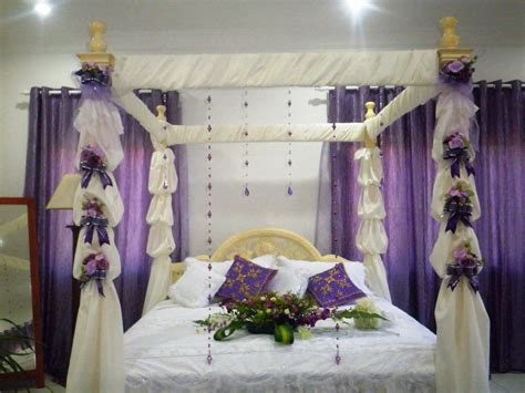 Kamar Tidur Romantis Sederhana