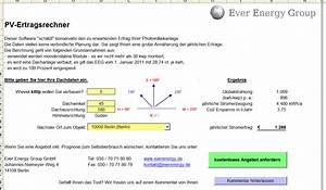 Downloadzeit Berechnen : photovoltaik rechner bei freeware ~ Themetempest.com Abrechnung