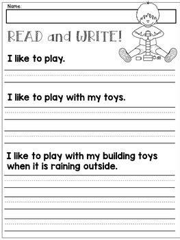 grade handwriting practice expanding simple