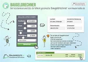 Laufzeit Darlehen Berechnen : baugeldrechner baugeld sicher berechnen ~ Themetempest.com Abrechnung