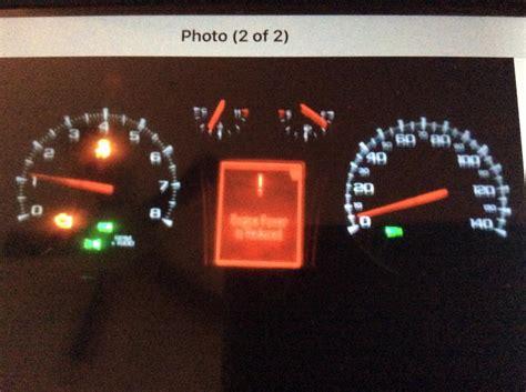 2010 Gmc Acadia Check Engine Light Iron Blog