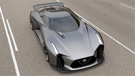 nissan supercar concept the next gt r nissan 2020 concept gran turismo youtube