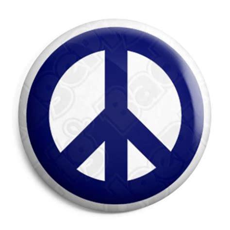 cnd logo peace sign anti war button badge fridge