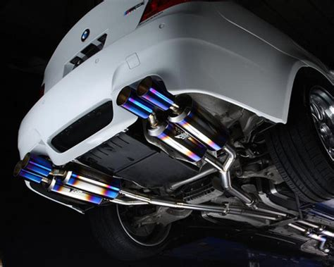 M5 Exhaust by Ericsson Power Exhaust System Titan Type A Bmw M5 E60