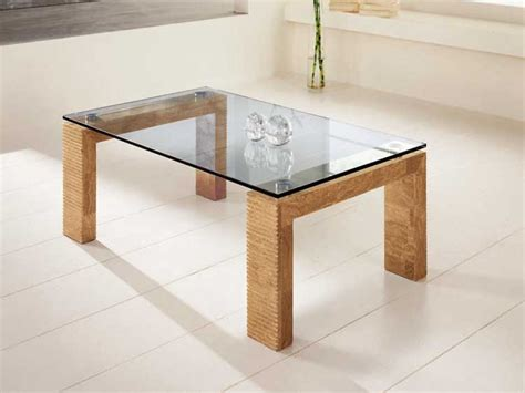 Your centre table becomes important in this respect as it helps bring focus to. 10 Ideas of Coffee Tables Glass and Wood