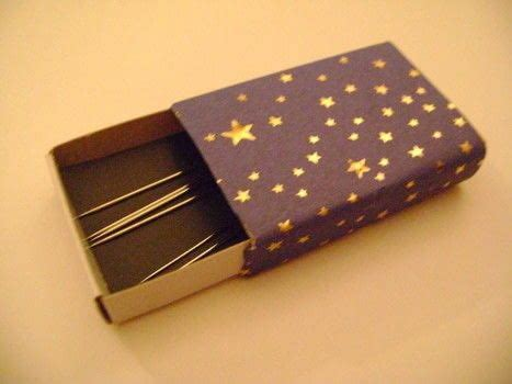 Magnetic Needle Case · How To Make A Needle & Pin Cases