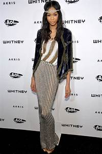 The style of: Chanel Iman | Denise's Blog