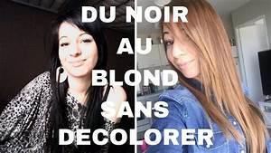 Comment Passer La Serpillère : comment passer du brun au blond sans d colorer ses cheveux ~ Premium-room.com Idées de Décoration