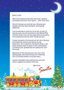 santa letter baby39s 1st christmas With baby s 1st christmas santa letter