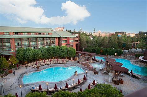 exploring the benefits of staying at a disneyland resort hotel