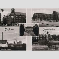 Gelsenkirchen  Ua Zeche Graf Bismarck  Ca 1960 Nr