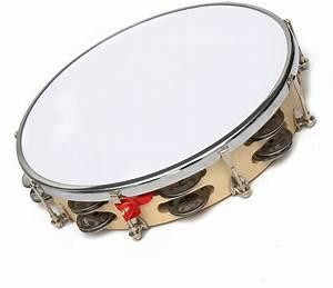 Tambourine Musical Instrument, Lakwimana