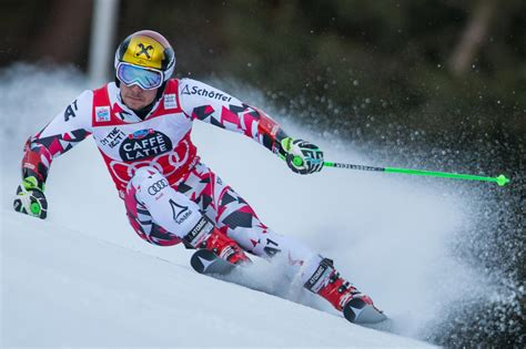 Marcel Hirscher: Alpine Skiing ++Official Athlete Page+
