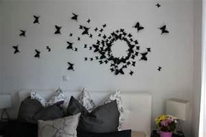 Diy gossip girl butterfly wall art dream home guest