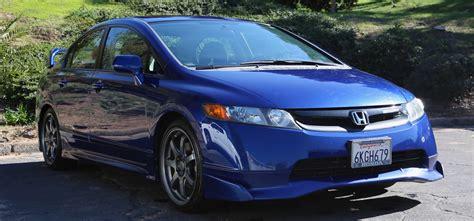 One-Owner 2008 Honda Civic Mugen Si for sale on BaT ...