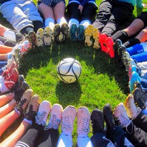 Girls Soccer Team Cleats