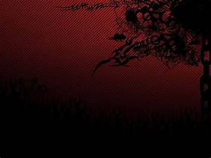 World Wallpaper: cool black and red background