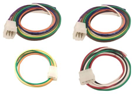 Whelen Wire Harnes by Whelen Power Harness Cable 9 Pin X 2 3 Pin 4 Pin