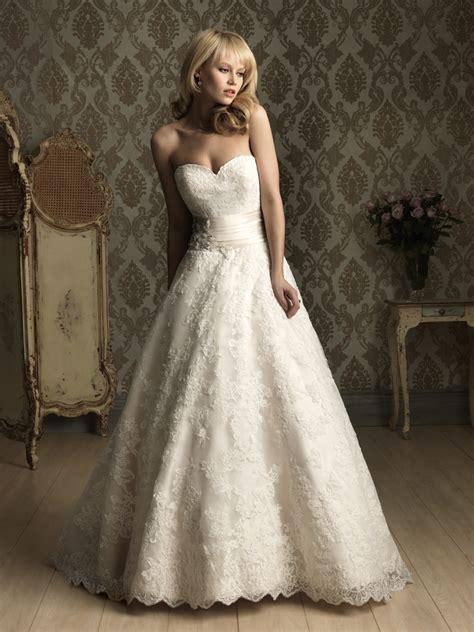 I Heart Wedding Dress Allure Bridal Ballgown