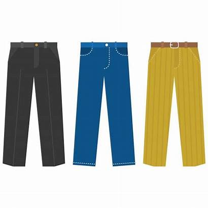 Trousers Pants Vector Business Illustration Clip Illustrations
