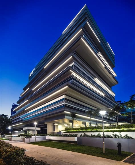 Office Building Singapore Architect