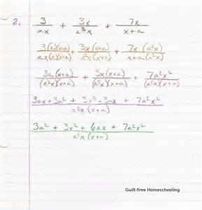 How to Do Math Problems Algebra