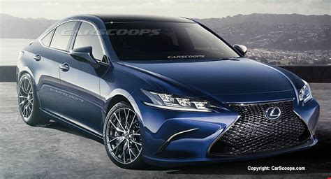 Future Cars 2019 Lexus Es Kicks Gs Sibling To The Curb