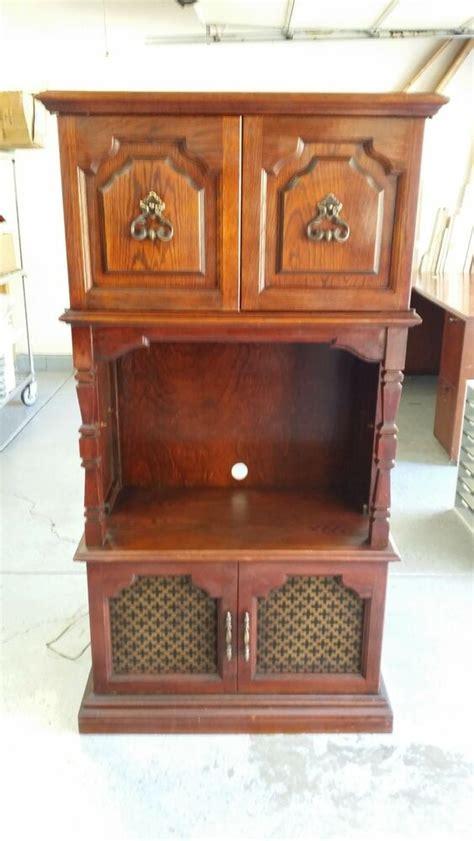 Stereo Cabinet Vintage by Vintage Bradford Stereo Cabinet Ebay