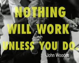 Coach John Wooden Basketball Quotes