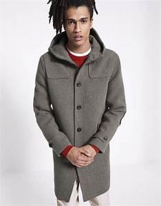 Duffle Coat Homme Celio : manteau duffle coat muduffle2 celio france ~ Melissatoandfro.com Idées de Décoration