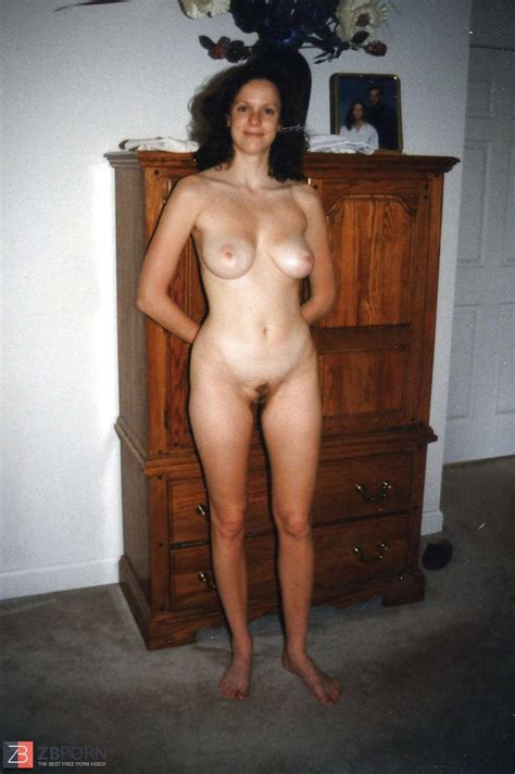 Polaroid Wives Posing Naked Zb Porn