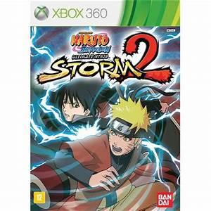 Jogo Naruto Shippuden Ultimate Ninja Storm 2 Xbox 360