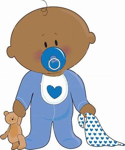 Clip Boy Clipart Babies Printable Shower Clipartix
