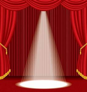 Stage curtain vector material my free photoshop world for Theatre curtains psd