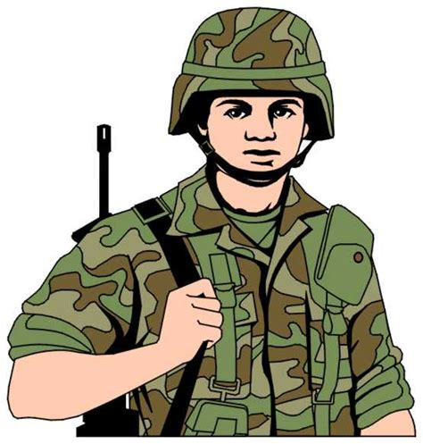 Army Clipart Clip Gallery