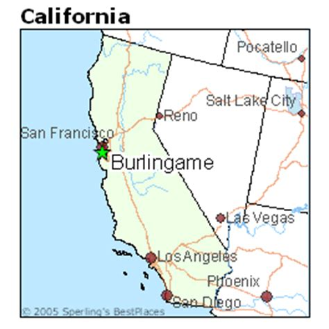 places    burlingame california